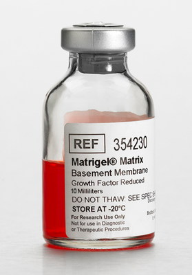 Corning® Matrigel® Growth Factor Reduced (GFR) Basement Membrane Matrix, LDEV-free, 10 mL